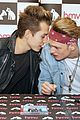 Vamps-hmv the vamps hmv signing celeb crushes 14