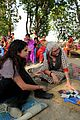 Selena-nepal selena gomez travels nepal pics 07