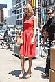 Swift-red taylor swift red dress meredith met gown 07