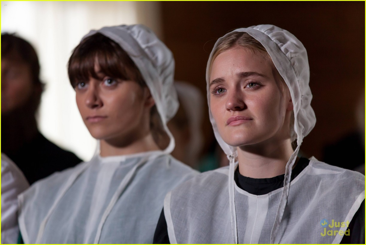 AJ Michalka amish movie