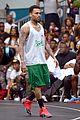 Justin-basket justin bieber chris brown bet celeb basketball game 20