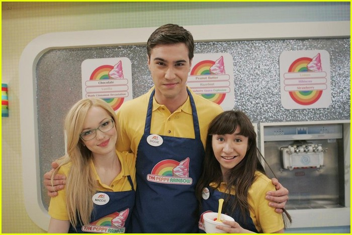 Liv And Maddie Froyo Pictures To Pin On Pinterest Pinsdaddy