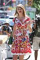 Swift-rosy taylor swift wildflower dress young fans nyc 20
