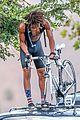 Jaden-bike jaden willow smith bike different coasts 17