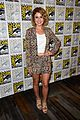 Rose-ccpress rose mciver david anders izombie press line sdcc 10