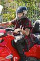 Bieber-spyder justin bieber ditches facial hair rides spyder 02