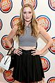 Greer-busters greer grammer shenae grimes more dave busters opening 04