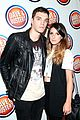 Greer-busters greer grammer shenae grimes more dave busters opening 09