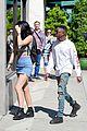 Jenner-urth chloe moretz lunch ice bucket challenge als 09