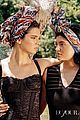 Jenners-dujour kendall kylie jenner dujour mag feature sep lunches 15