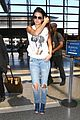 Kendall-football kendall jenner takes to skies after charity football game 02