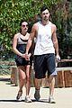 Michele-sneakers lea michele boyfriend matthew paetz hike date 08