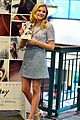 Moretz-blue chloe moretz miami barnes and nobles if i stay signing 04