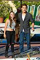 Paul-venice paul wesley fatima ptacek venice kick off party photo call 10