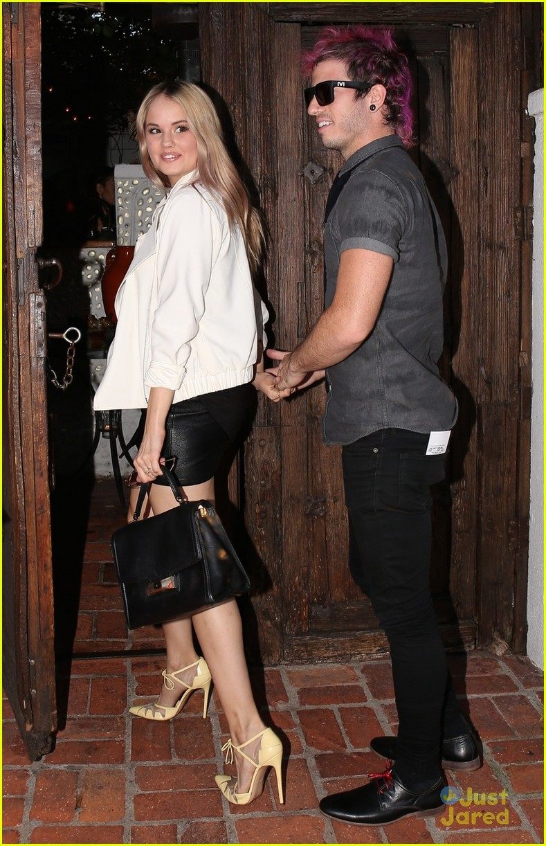 debby ryan joshua dun little door date 02