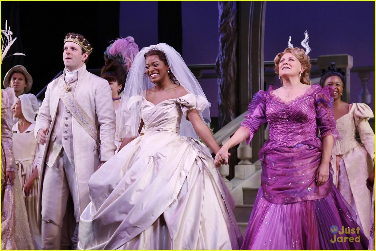 at Cinderella on Broadway