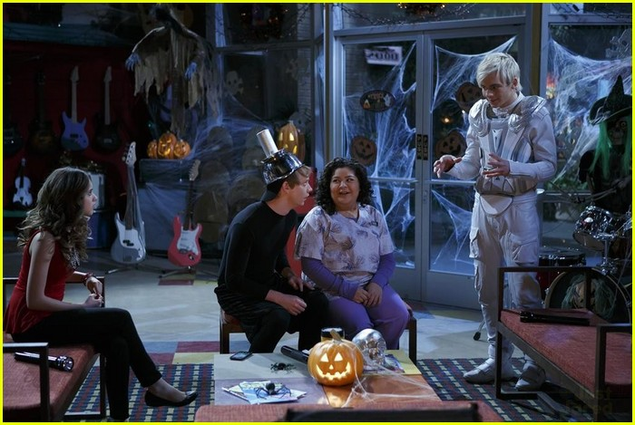 austin ally scare fest excl clip 04