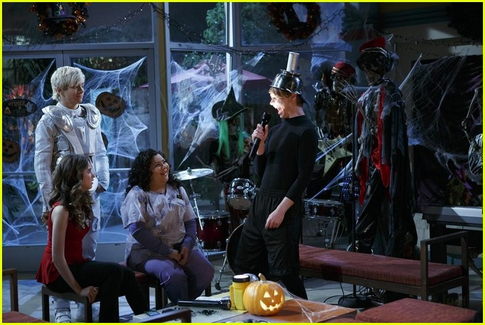 austin ally scare fest excl clip 09