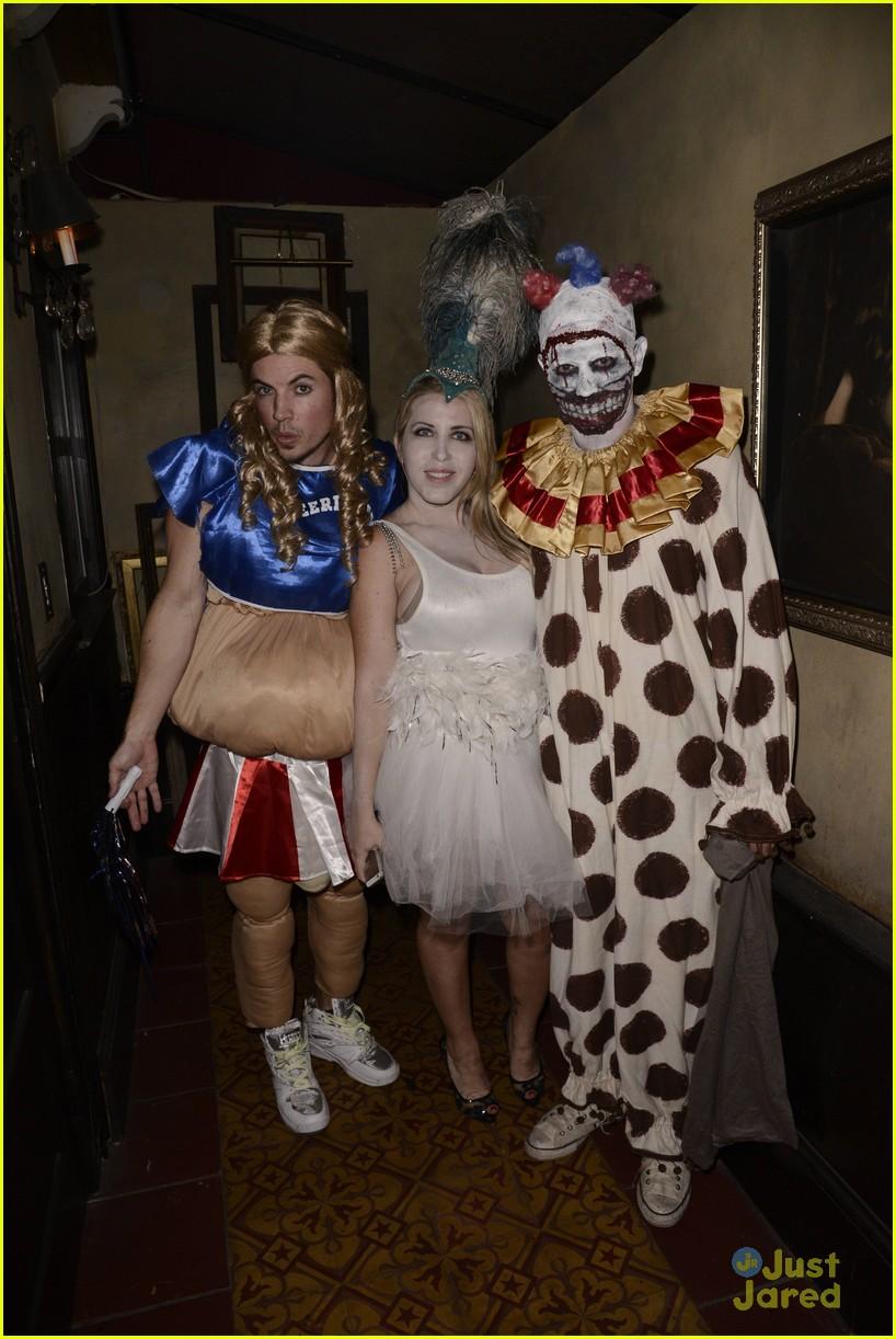 Olivia Holt & Cierra Ramirez Get In the Halloween Spirit at Just ...