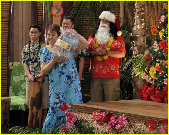 Jessie in quot jessie s aloha holidays with parker and joey quot the hour