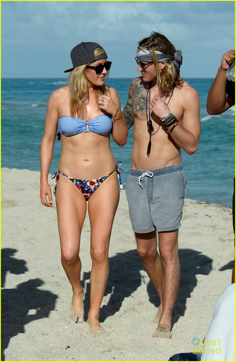Ellie Goulding S Bikini Body Is So Ripped Photo 759940