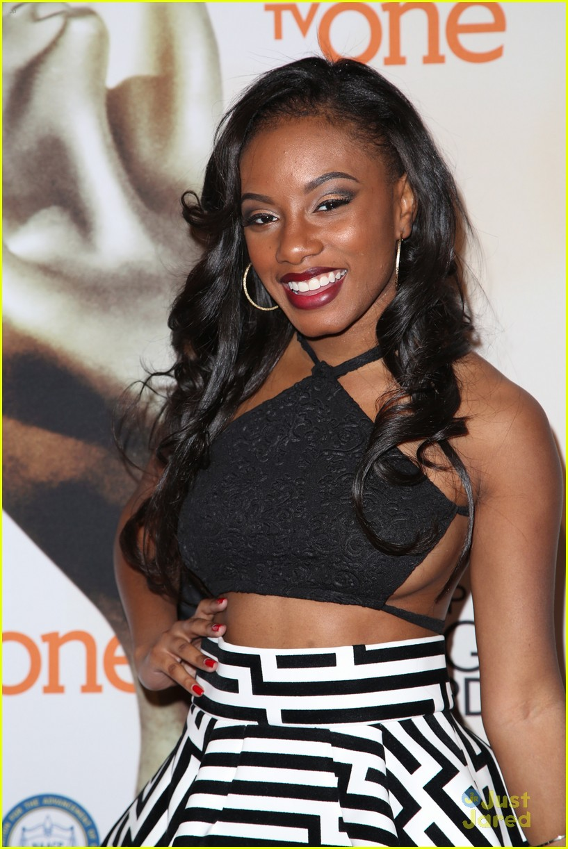 Imani: Imani Hakim Steps Out For NAACP Image Awards Luncheon