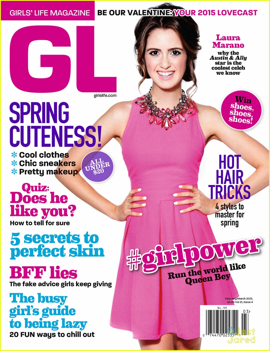 laura marano girls life magazine cover 01