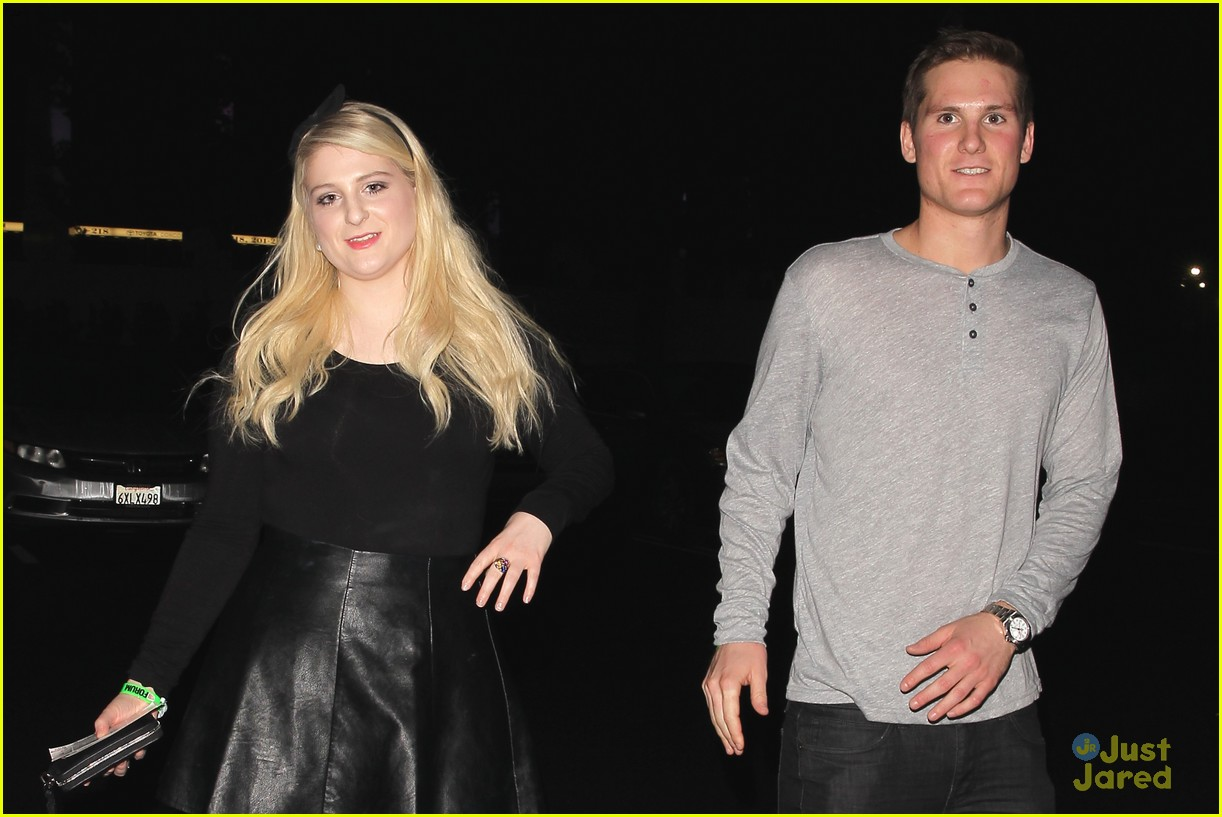 """meghan trainor and john legend dating Holding for a second week atop the aria singles chart are meghan trainor and john legend with the ballad """"like i'm gonna lose you"""",."""