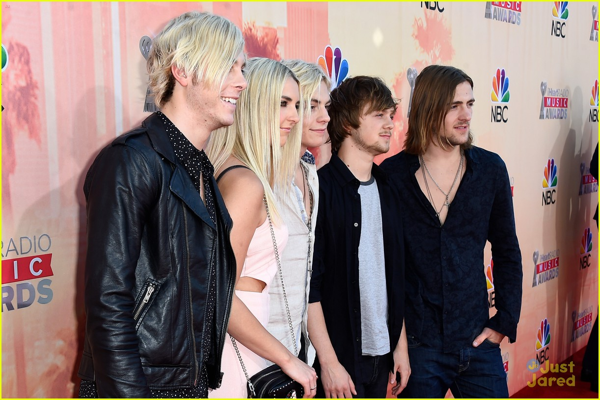 echosmith r5 iheartradio music awards 2015 11