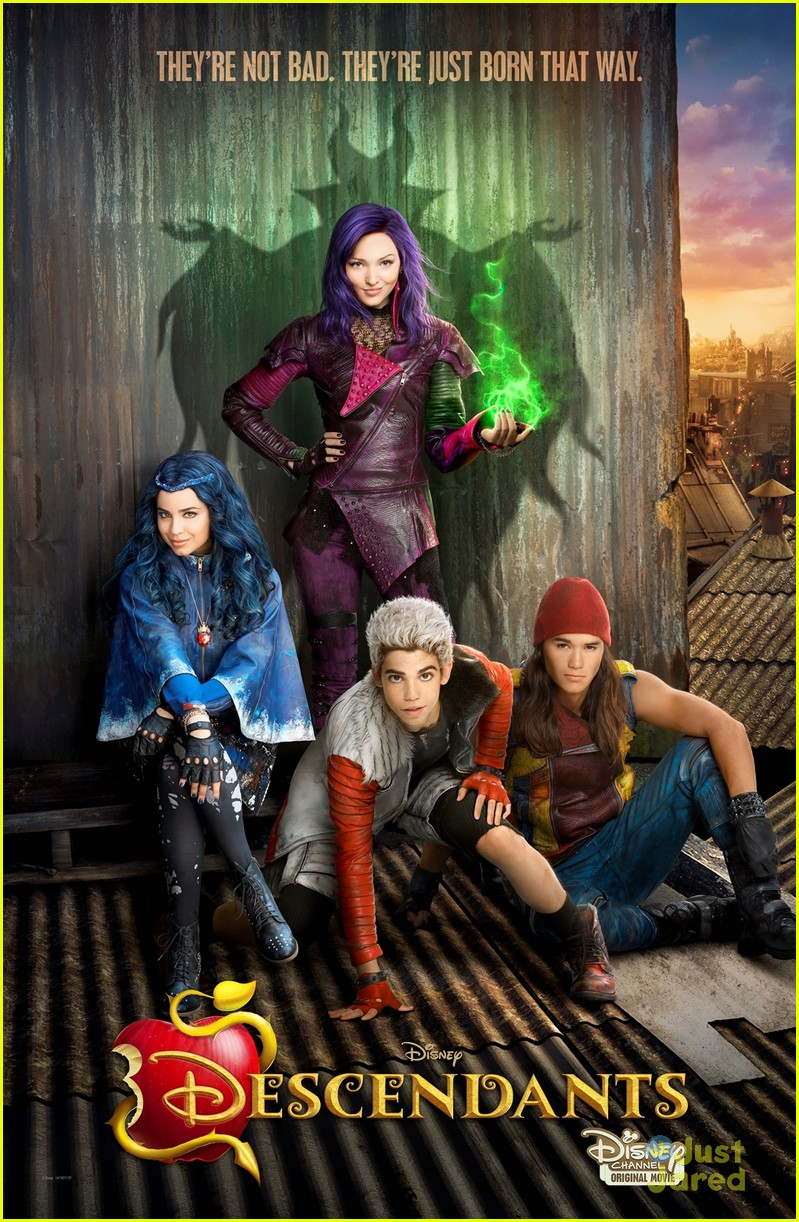 descendants key art poster trailer rdmas 01