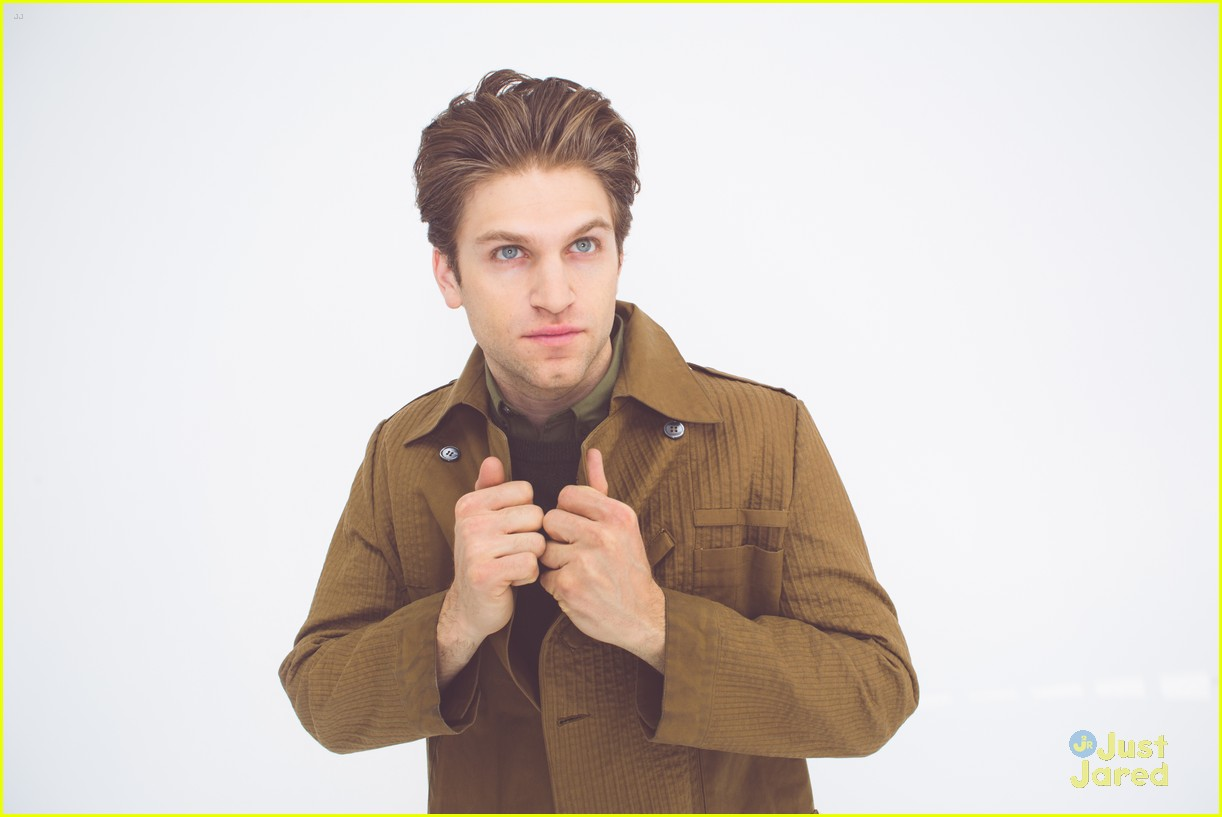 Keegan Allen Covers NKD Mag & Teases New Photography Book ...