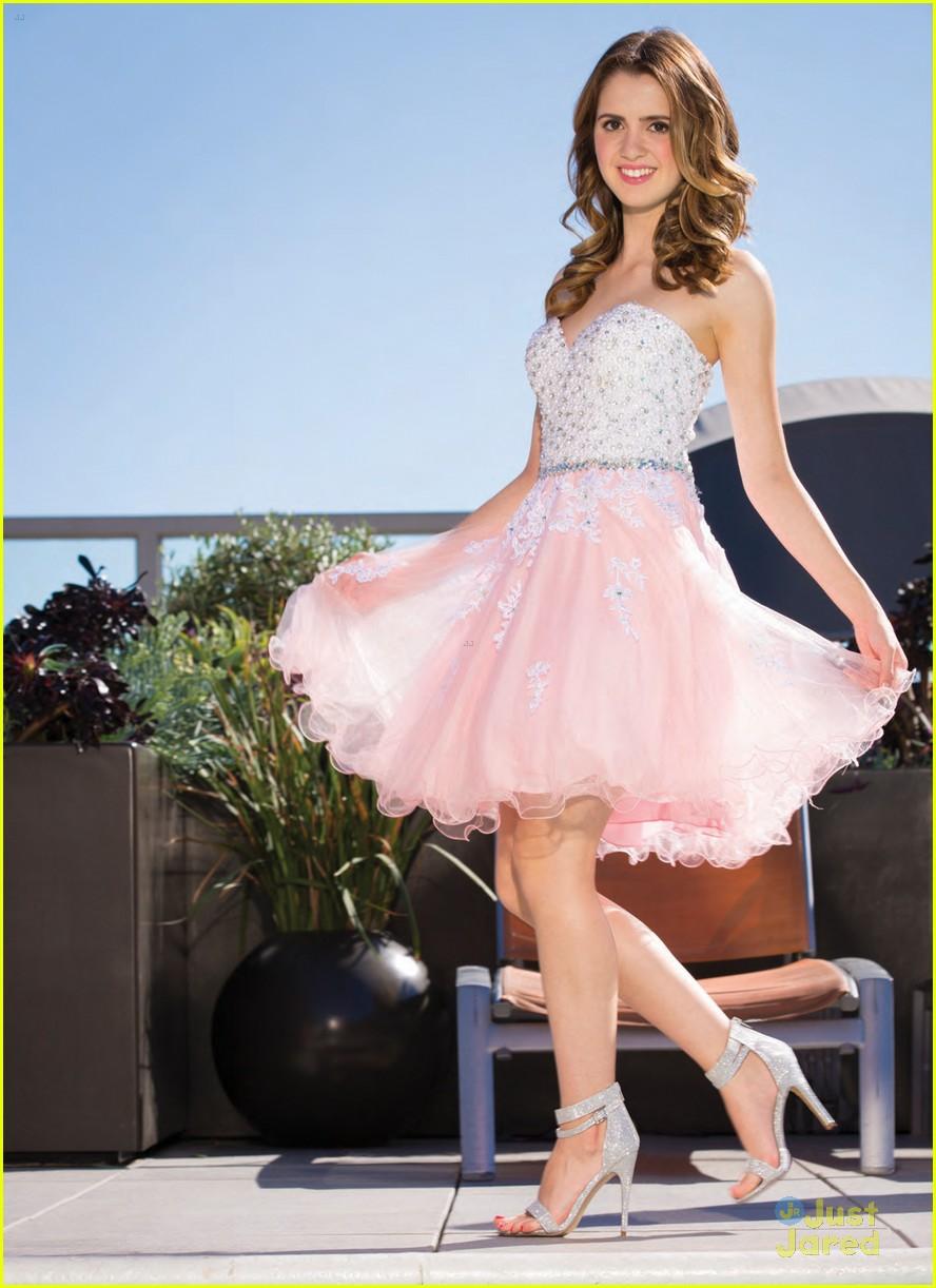 laura marano justine mag prom looks 06