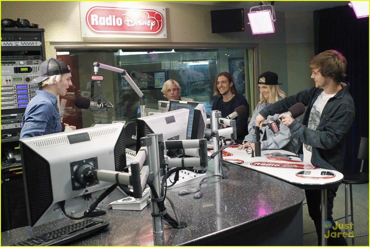 r5 takeover radio disney today 02