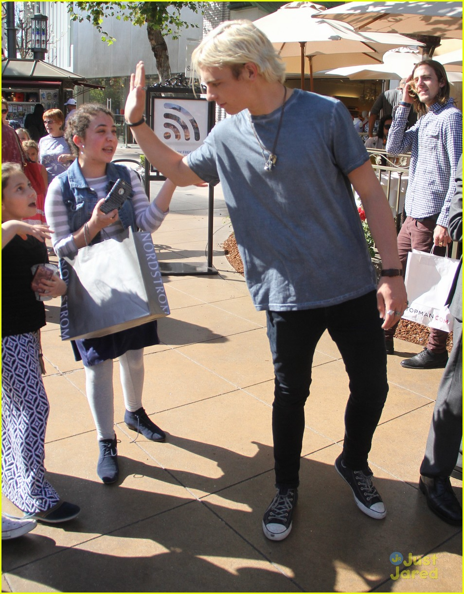 ross lynch rocky lynch grove fans 07