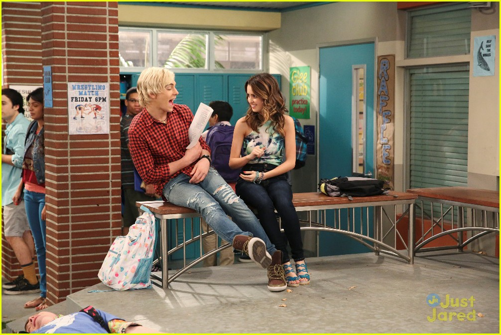 austin ally wedding bells wacky birds 16