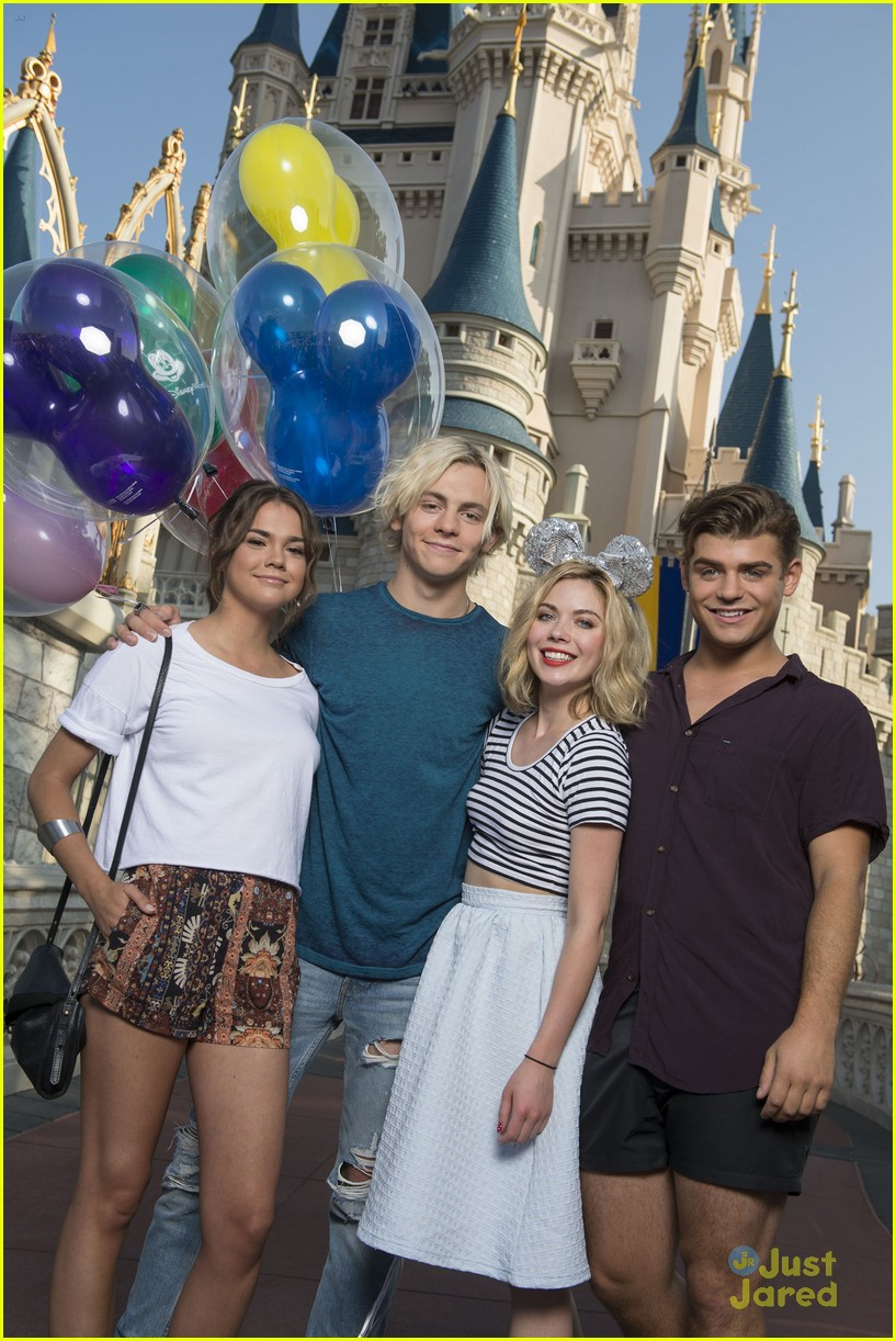 ross maia grace garrett tb2 party wdw kick off 05