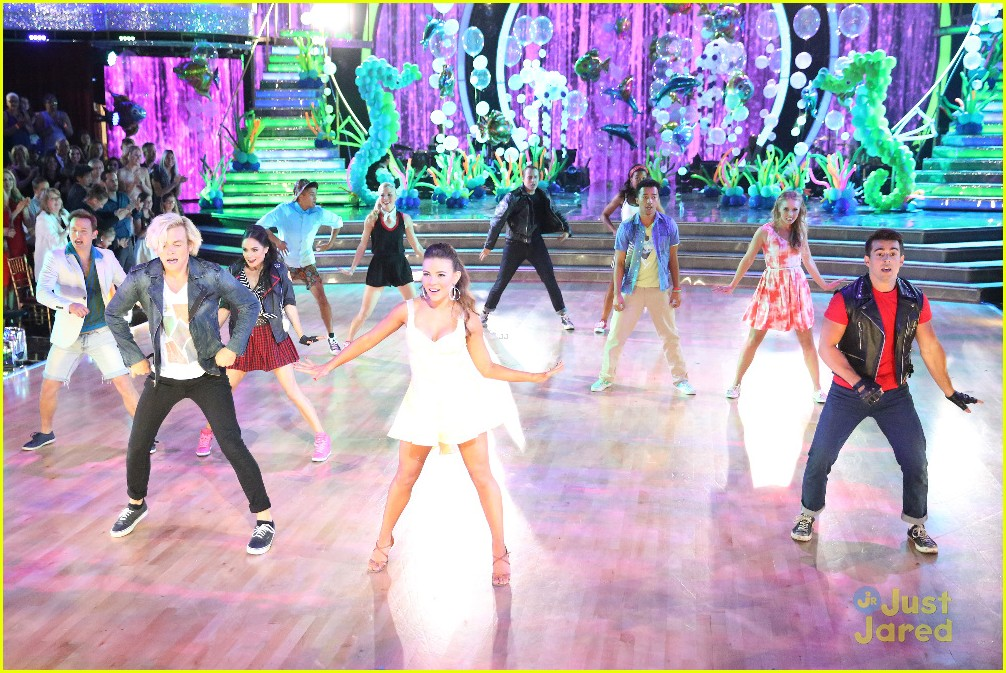 ross lynch teen beach 2 cast dwts pics 14