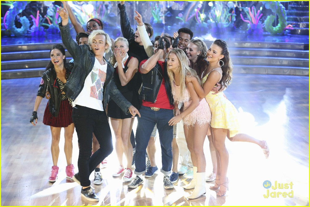 ross lynch teen beach 2 cast dwts pics 17