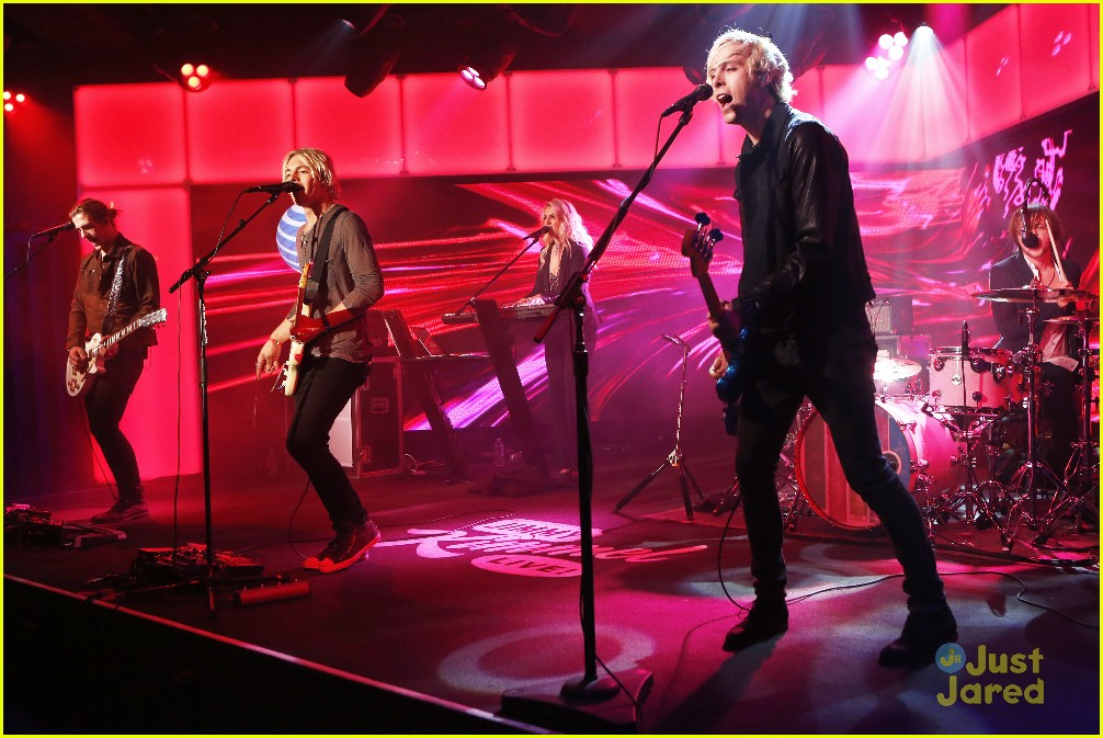 r5 jimmy kimmel live pics performance 05