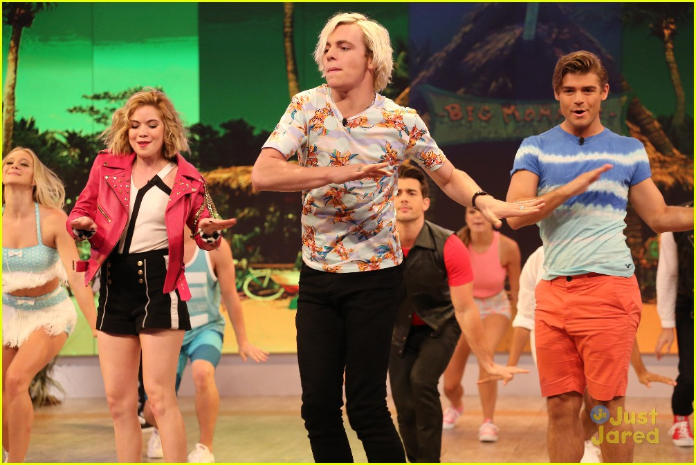 teen beach 2 cast the view appearance 13
