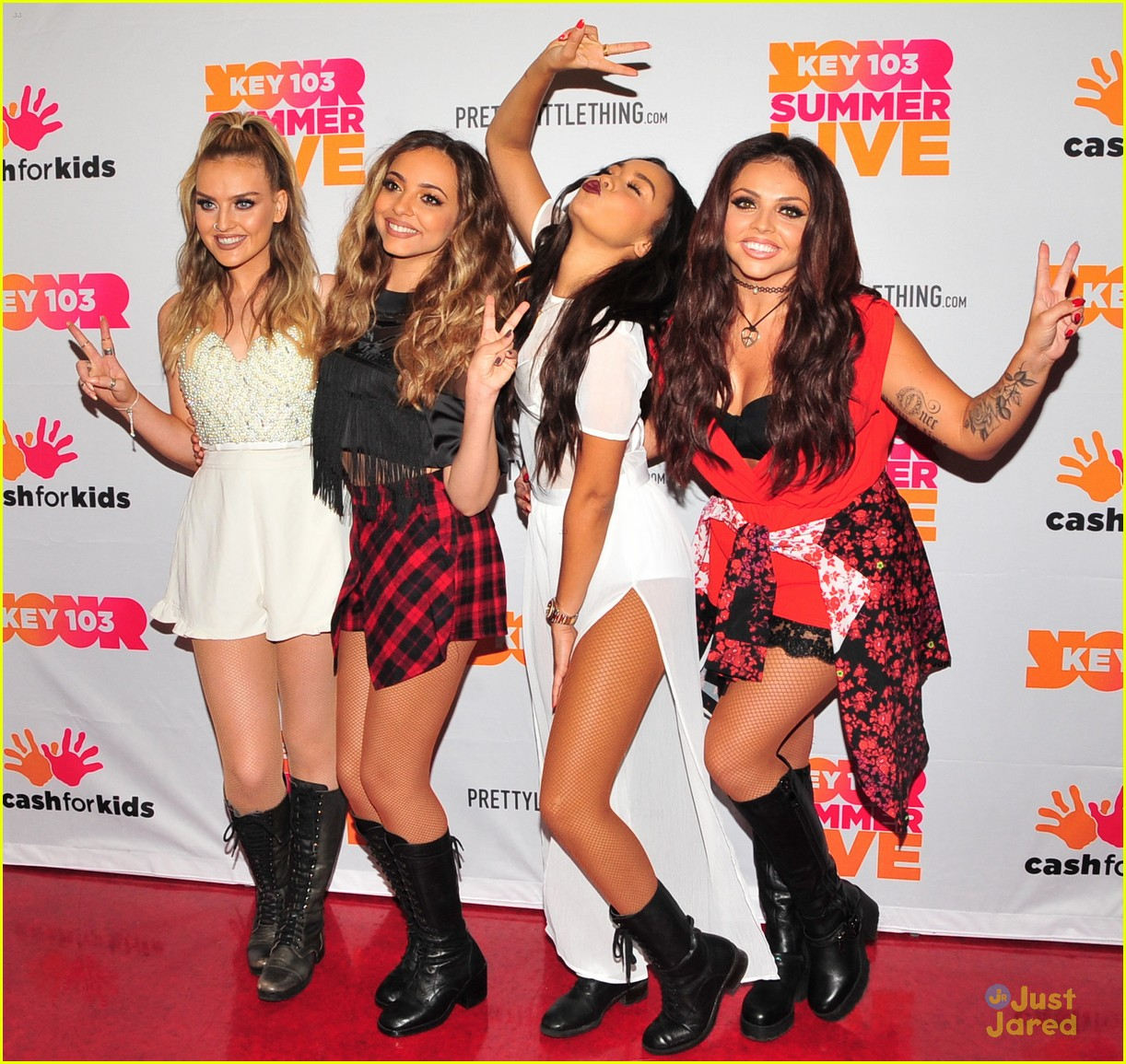 Live Engaged  Little Mix S Jesy Nelson Shows Off Engagement Ring At Key  103 S