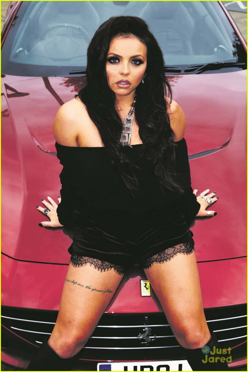 little mix the beat magazine see pics 03