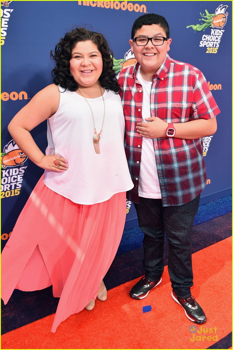 raini rico rodriguez kids choice sports awards 15