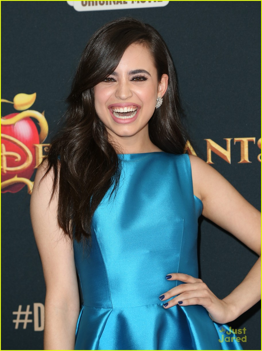 sofia carson beautiful