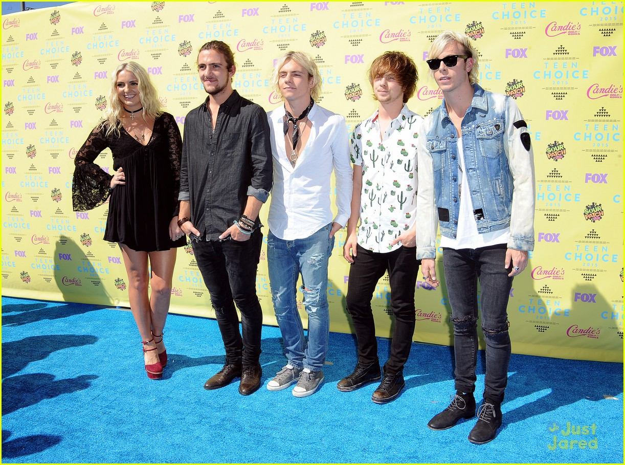 r5 hit teen choice awards 03