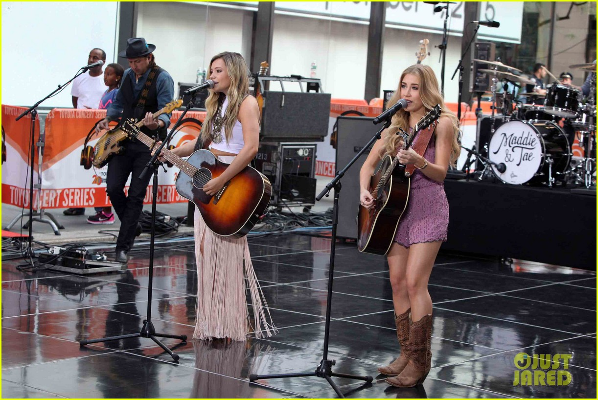 Maddie & Tae Promote New Album 'Start Here' On 'Today