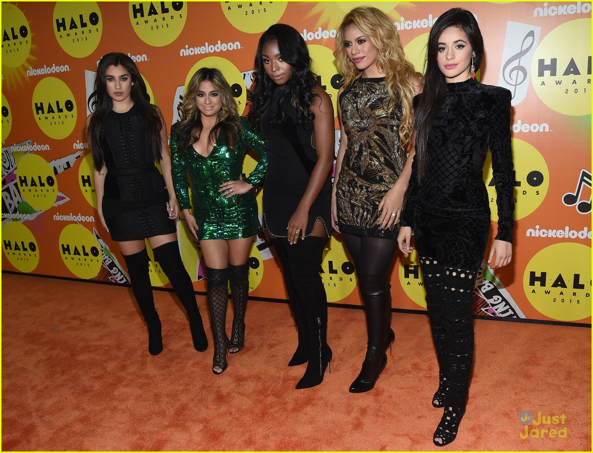 fifth harmony tori kelly megan nicole halo awards 15