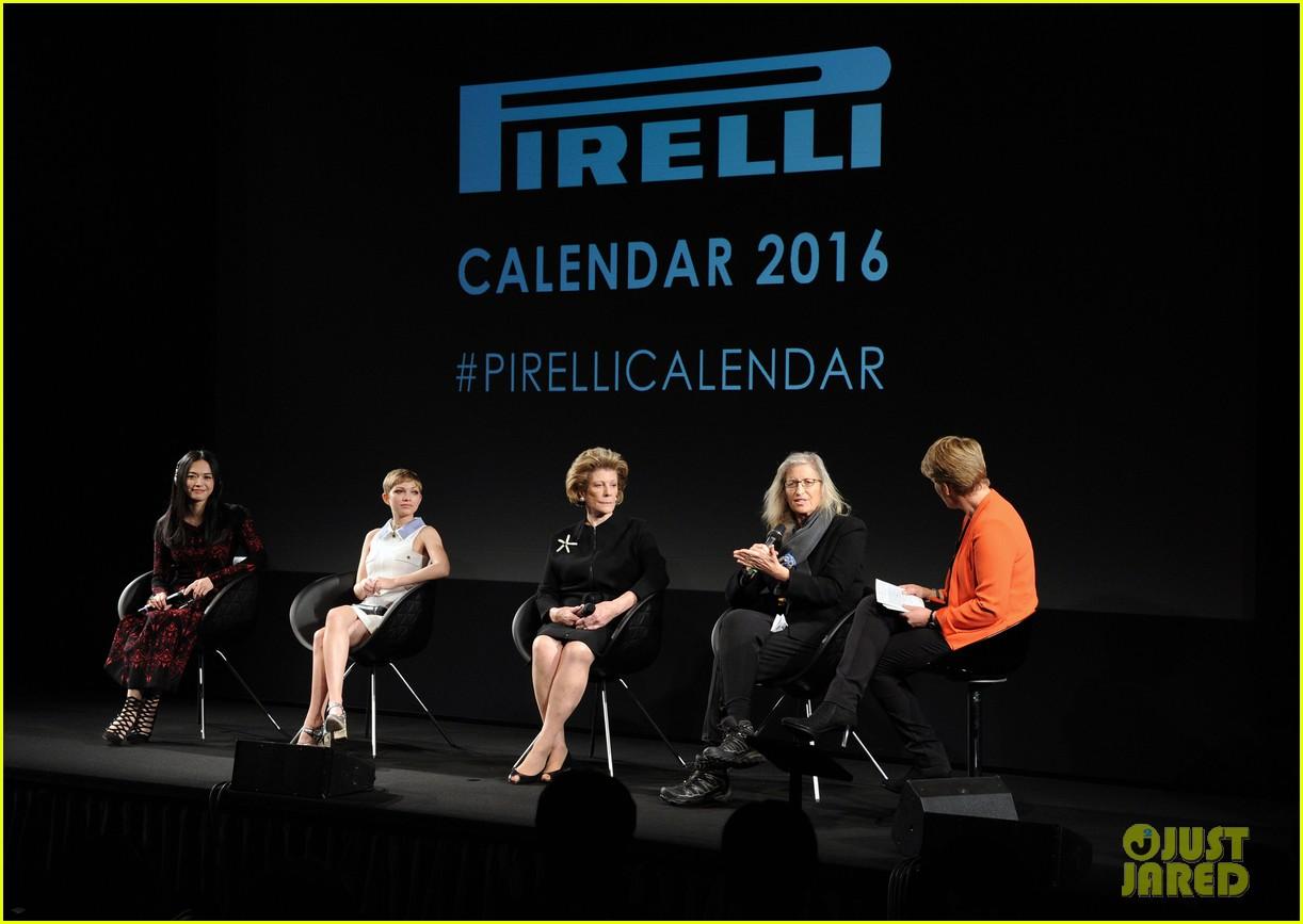 Пирелли календарь 2016