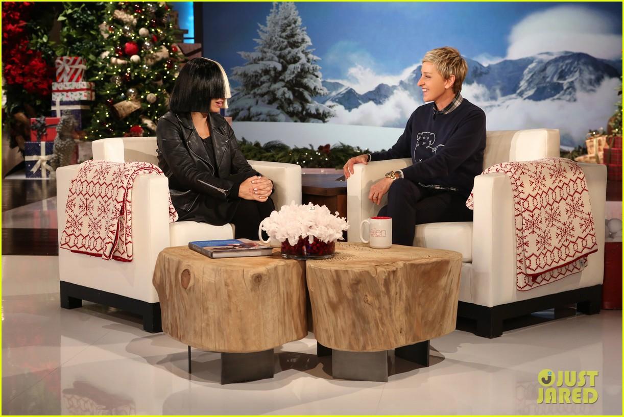 maddie ziegler alive ellen show dancing 05. Maddie Ziegler Dances With Sia on  The Ellen Show    Watch Now