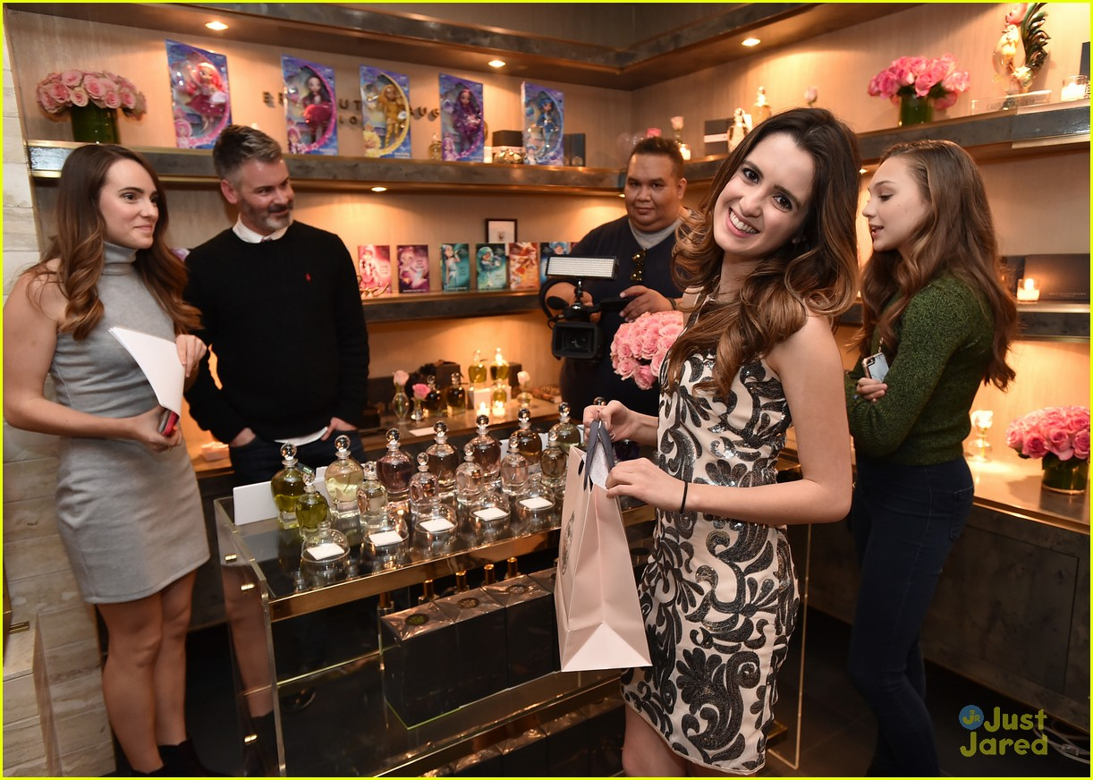 joey king laura marano jjj star darlings dinner 14